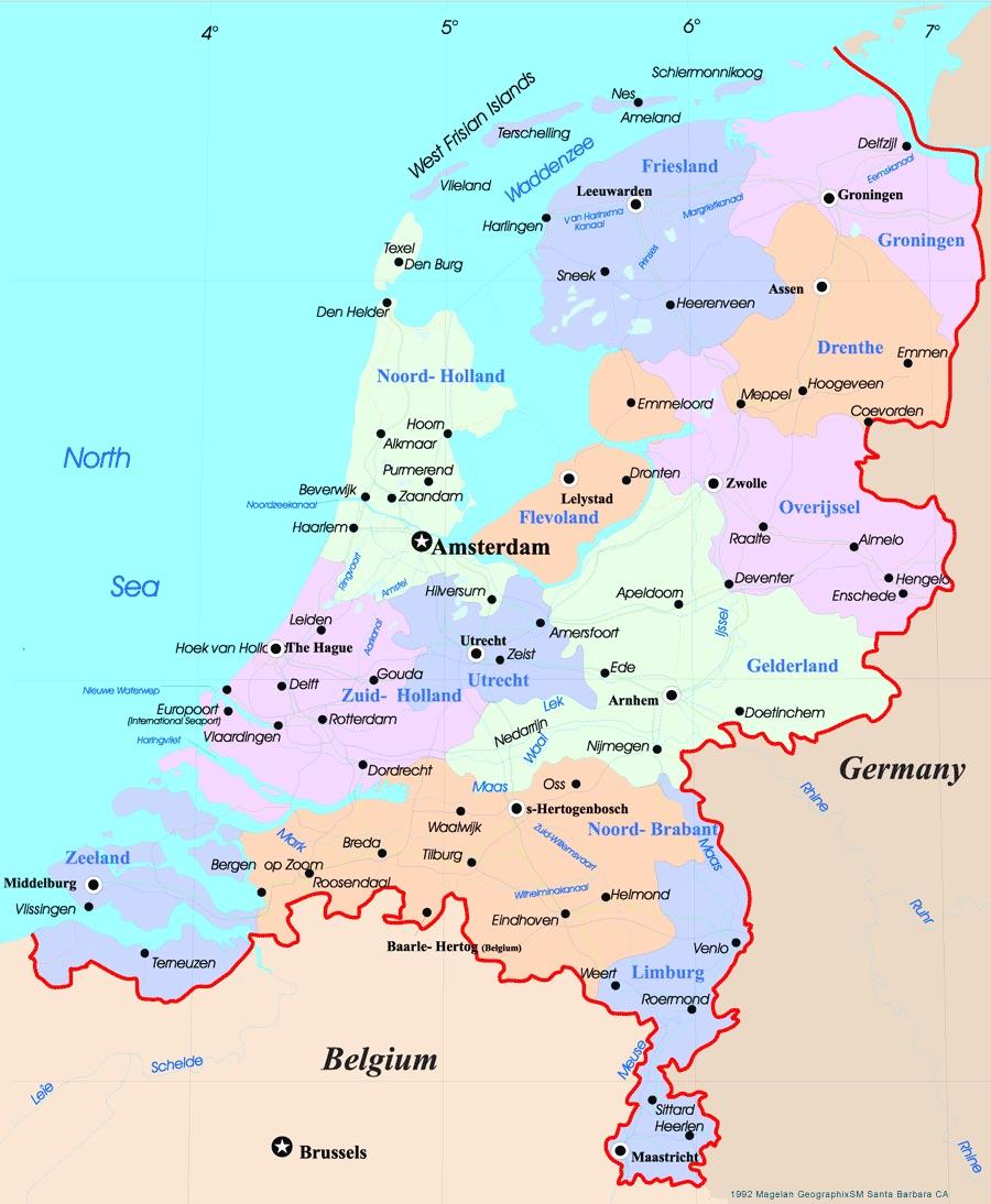 The Magic goes to Holland| La Magia viaja a Holanda